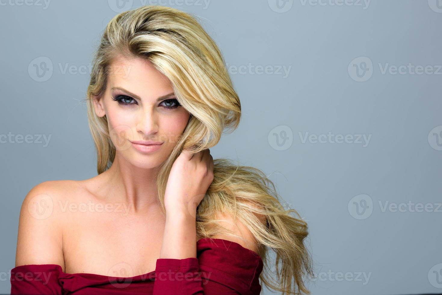 mulher bonita hf foto
