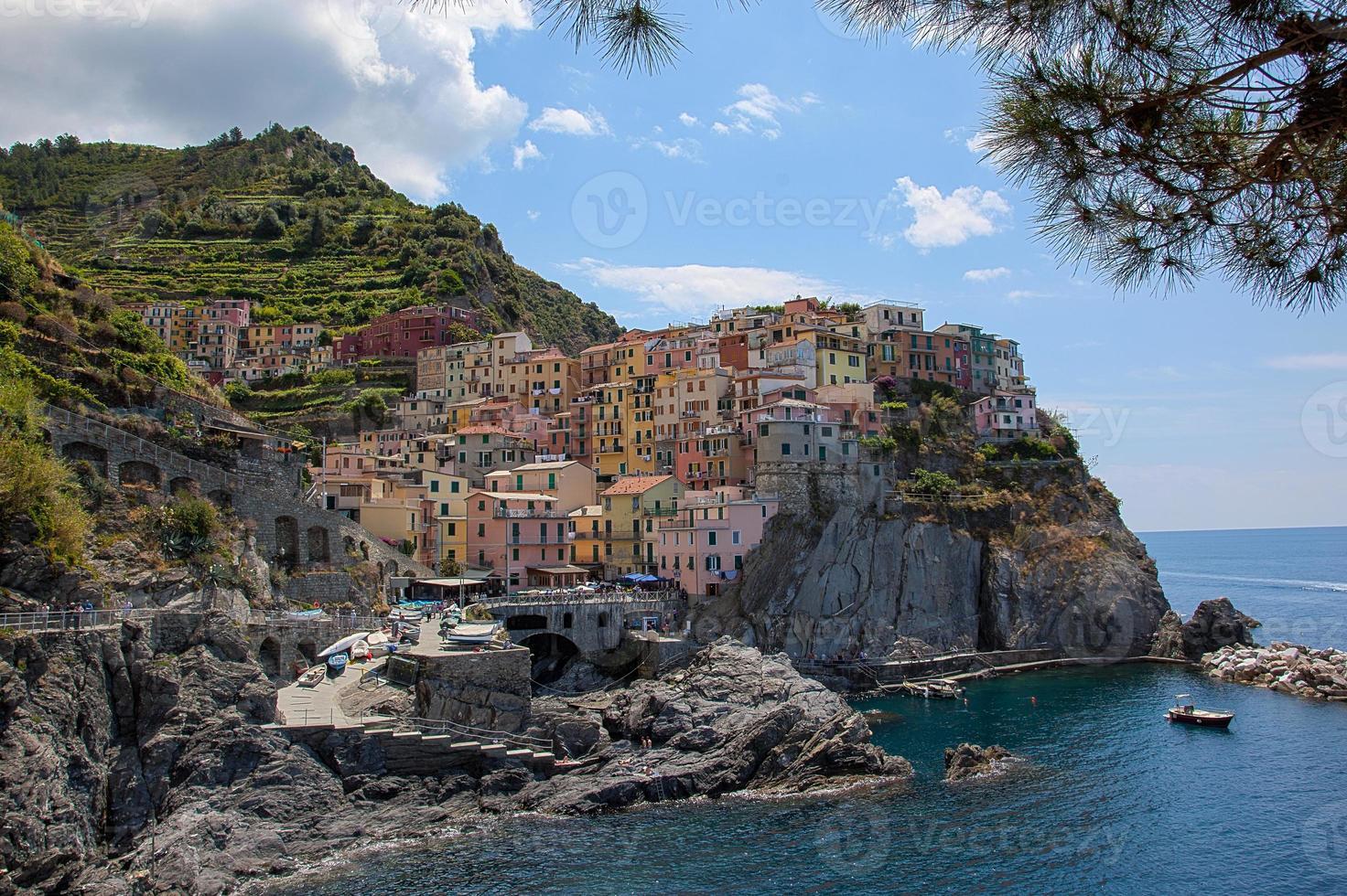 manarola, cinque terre, itália foto