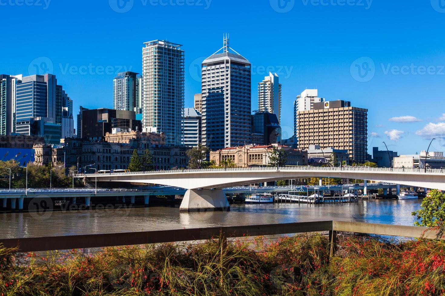 austrália, cidade de Brisbane foto