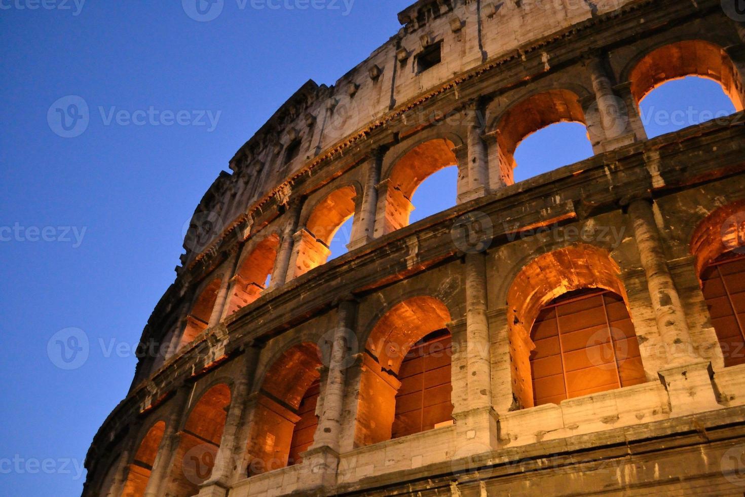 italia coliseo foto
