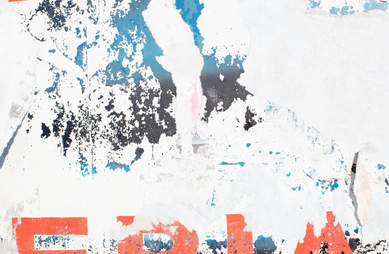 textura de pintura lascada foto