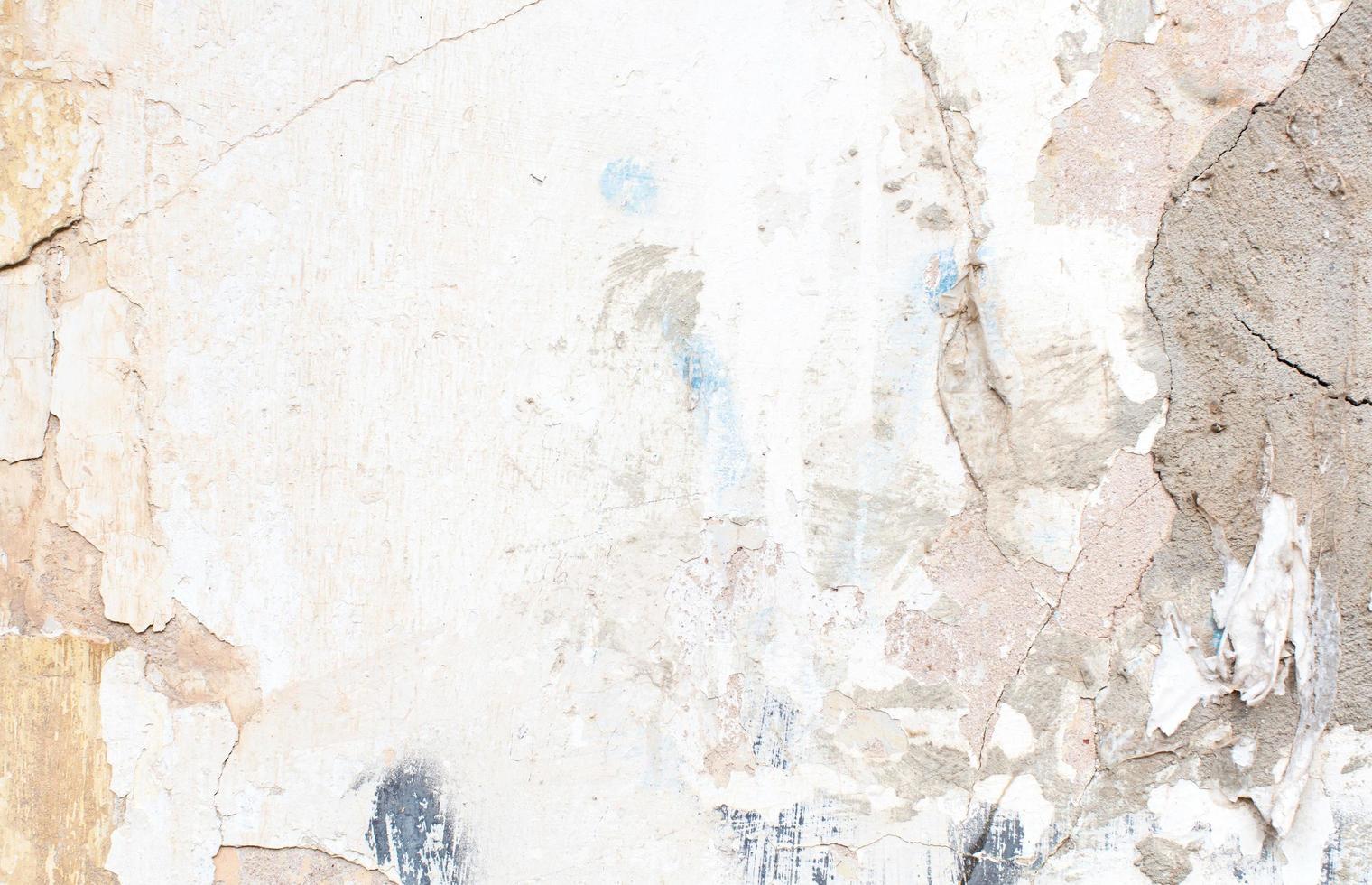 textura de tinta lascada foto