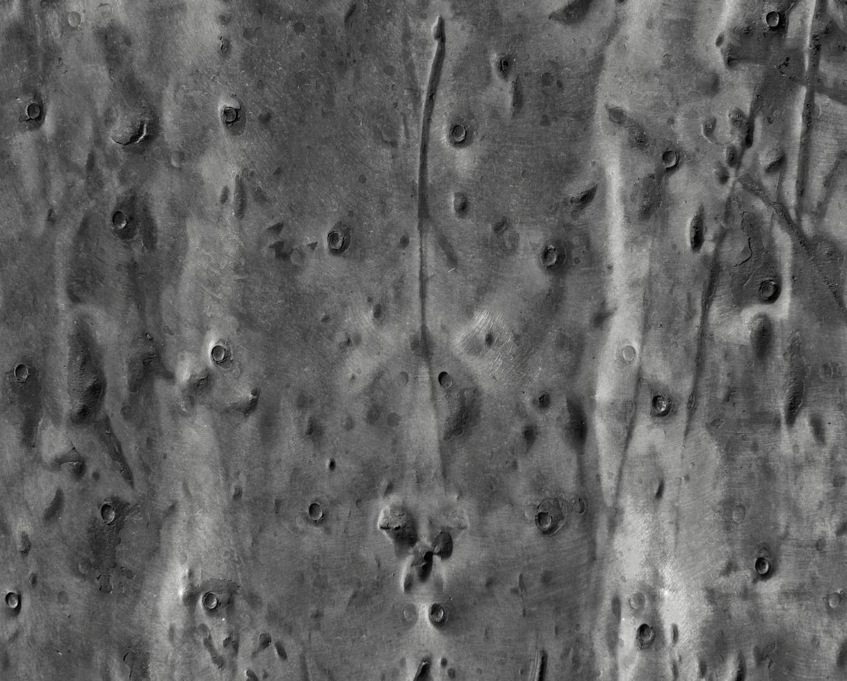 textura de aço óxido foto