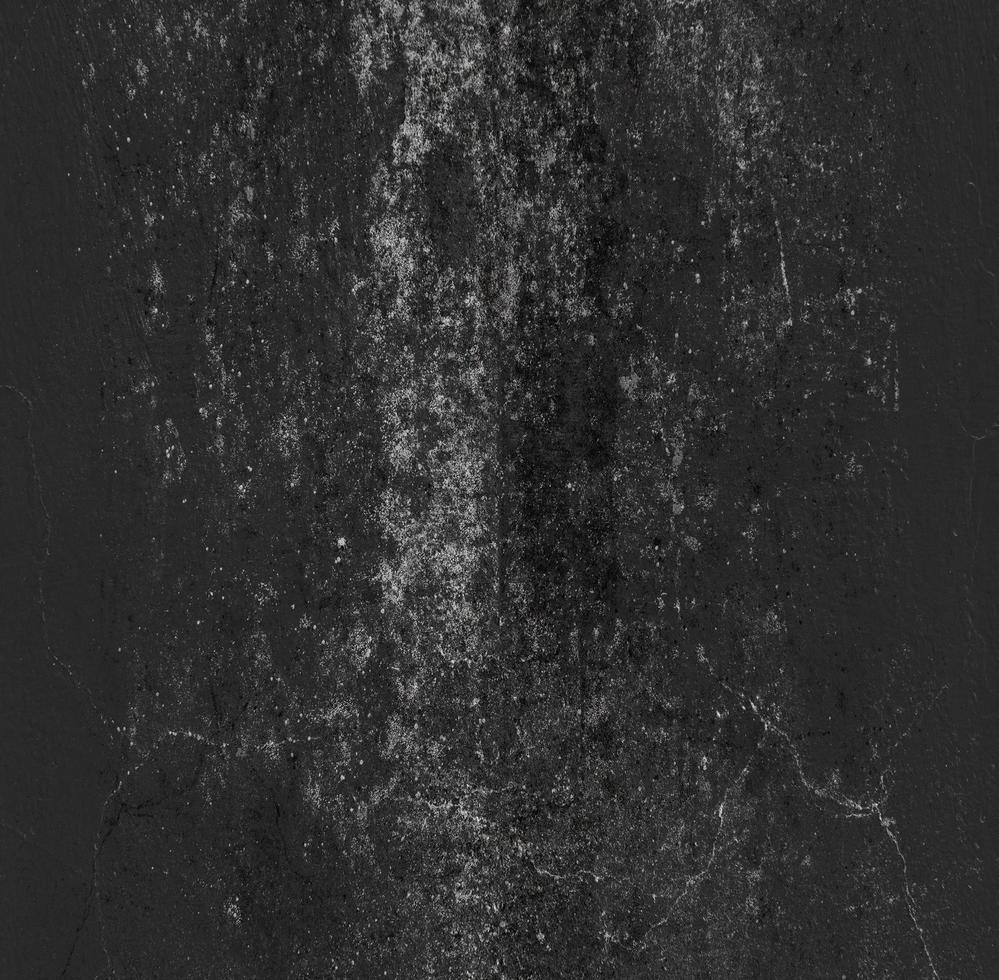 textura de parede branca e preta foto