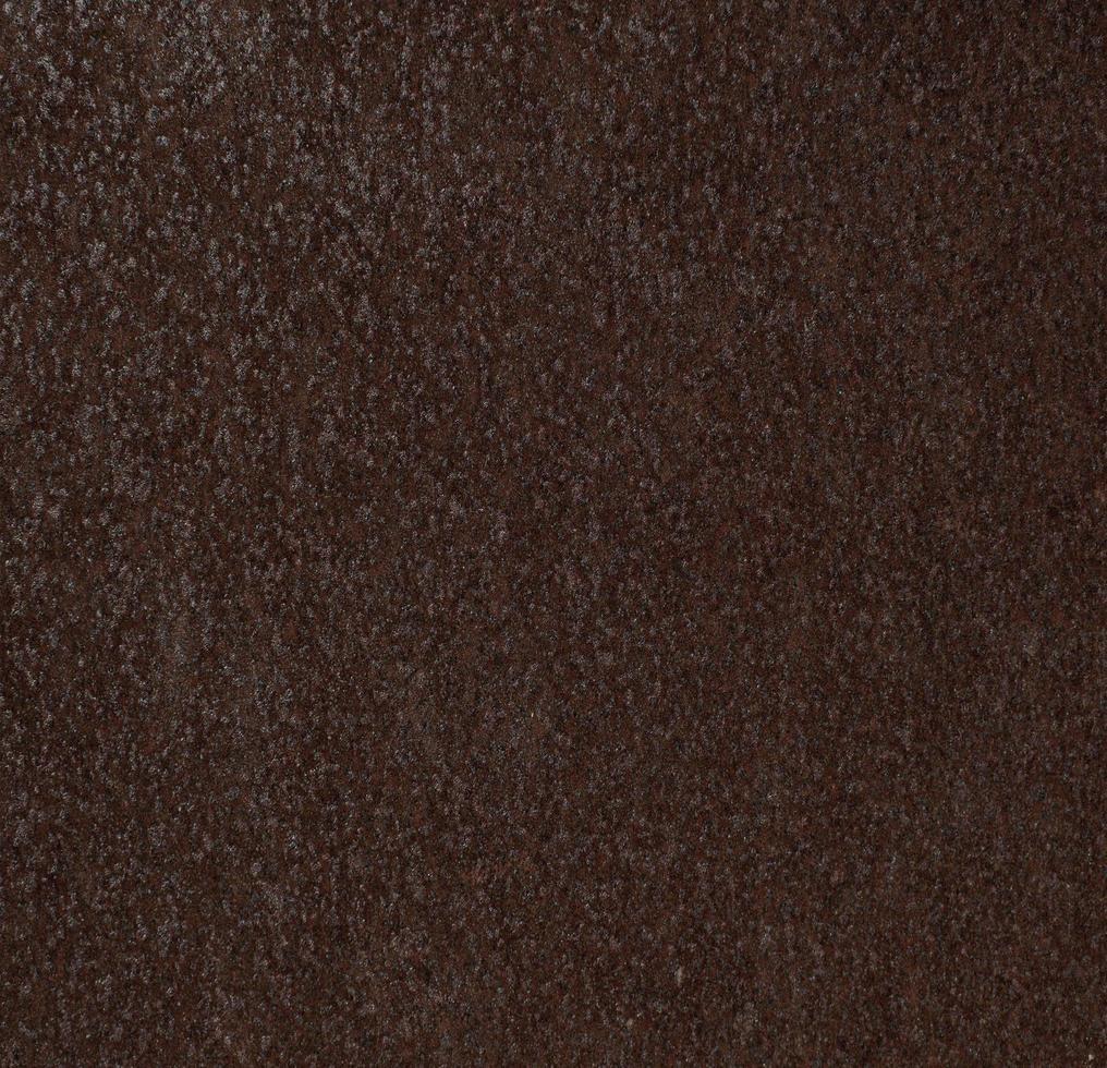 textura de aço óxido marrom foto