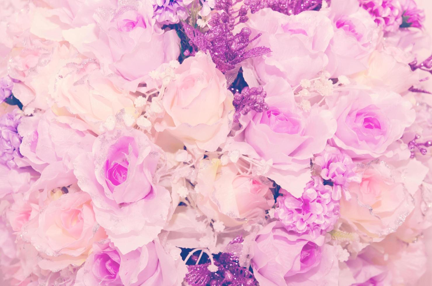 rosa flor rosa foto