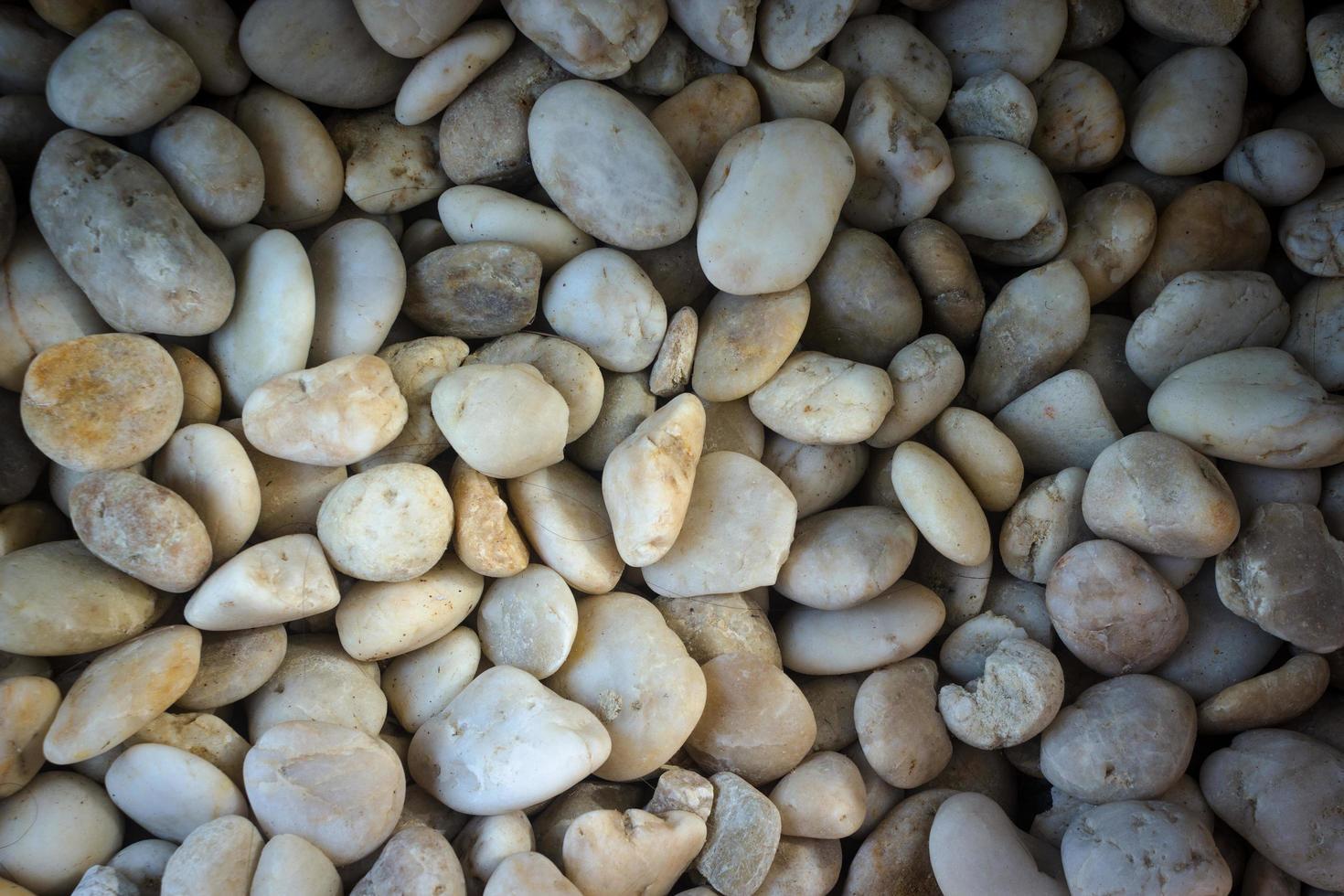 seixos e pedras para textura ou fundo foto