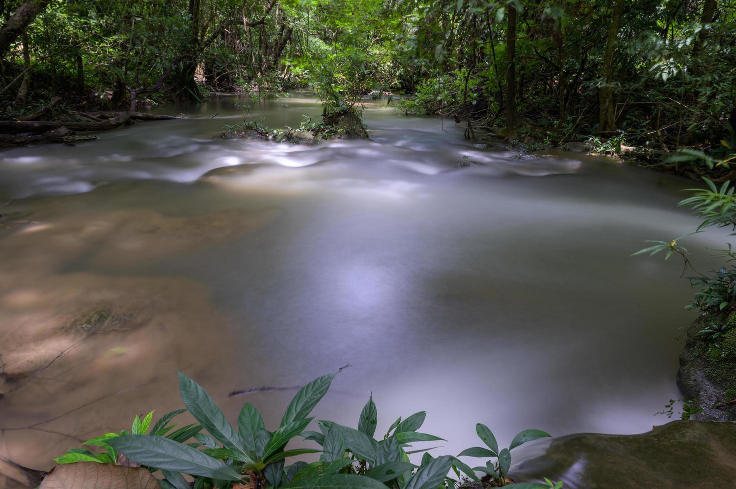 cachoeiras na tailândia foto