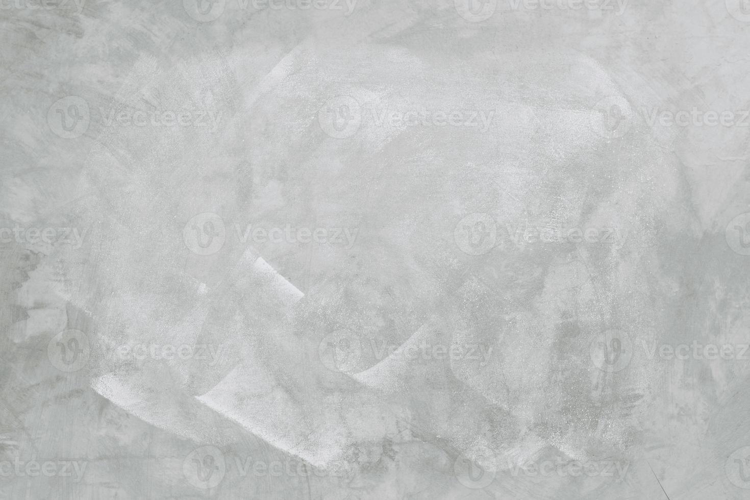fundo de textura de parede de cimento branco e cinza foto