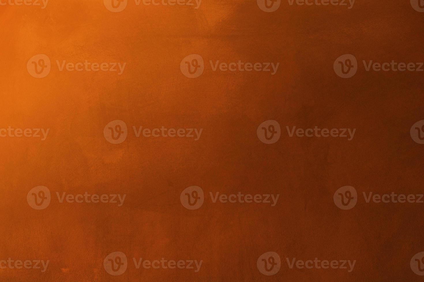 fundo de parede de textura laranja foto