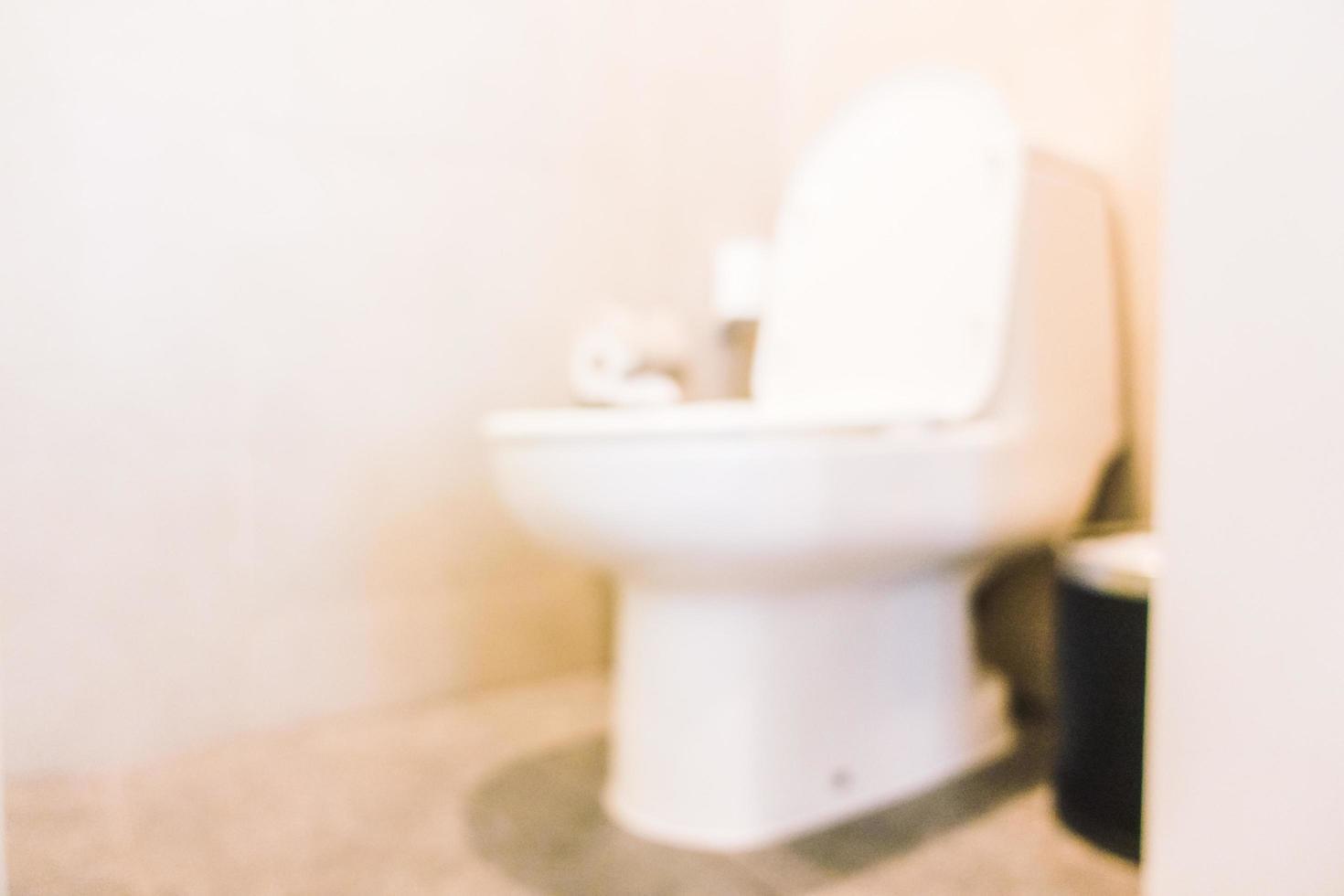 banheiro borrado abstrato foto