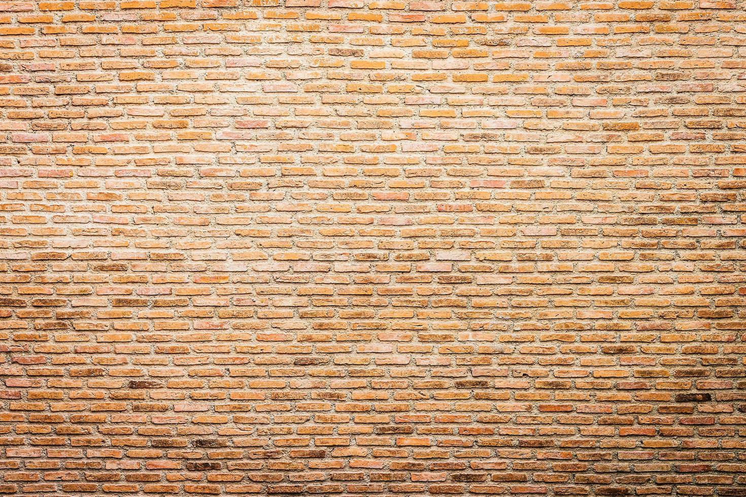 fundo de texturas de parede de tijolo foto
