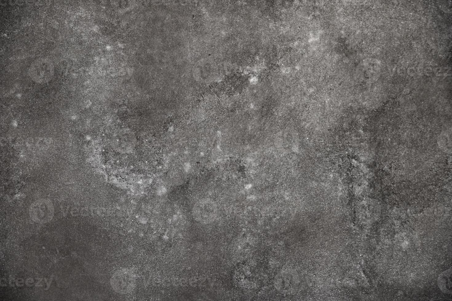 cópia espaço pintado com fundo de parede de concreto cinza claro foto