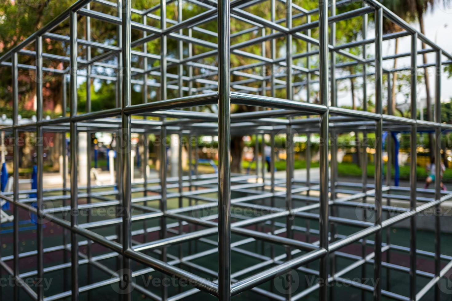 playground no parque memorial da paz em taipei em taiwan foto