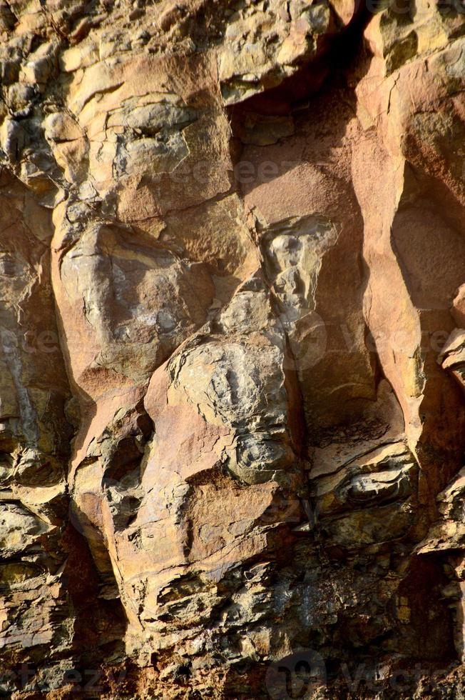 textura de pedra perfeita. close-up de pedra foto