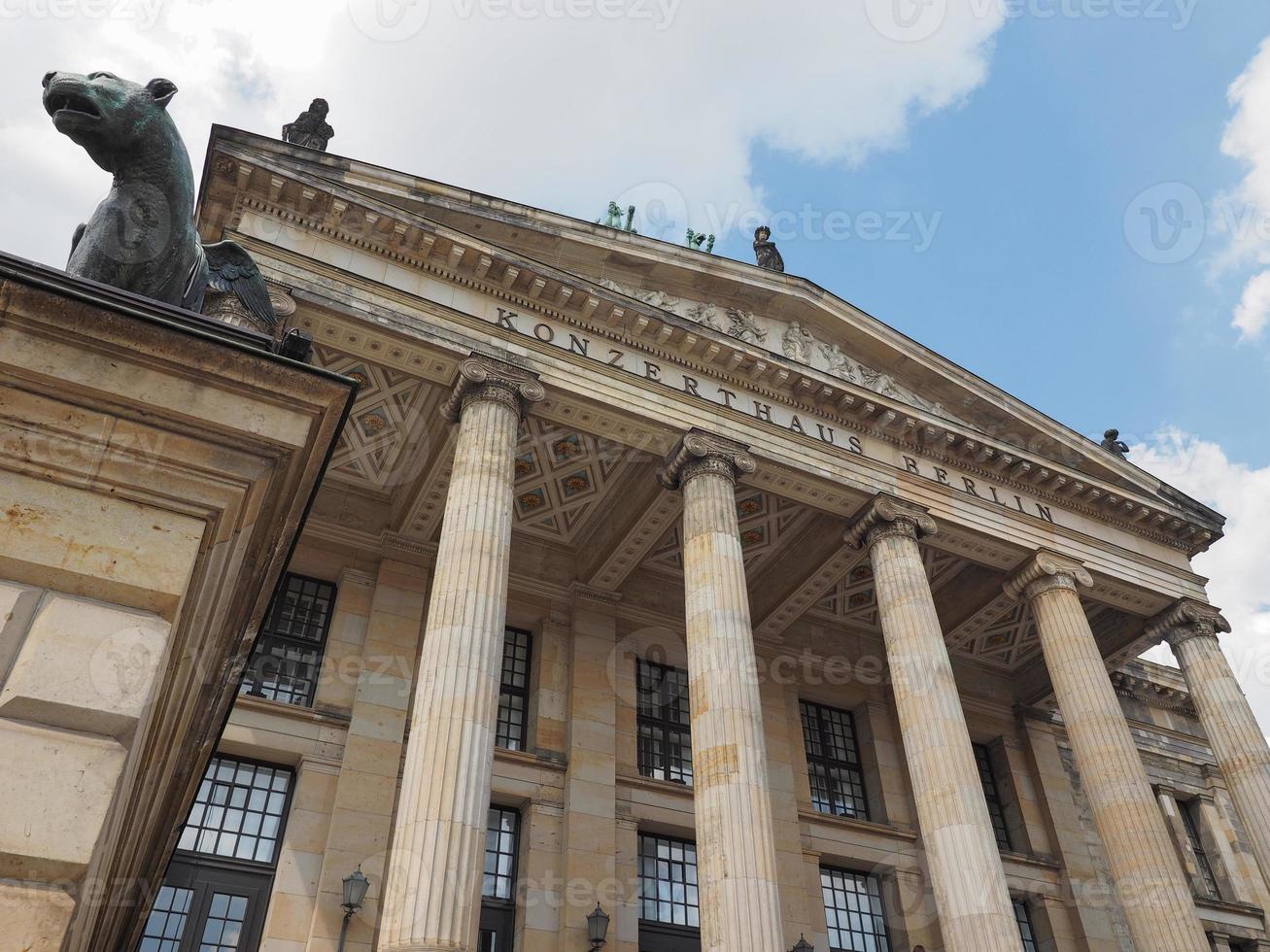 Konzerthaus Berlim em Berlim foto