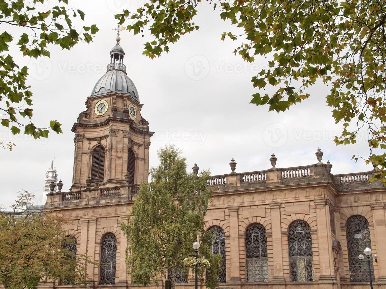 Catedral de São Filipe, Birmingham foto