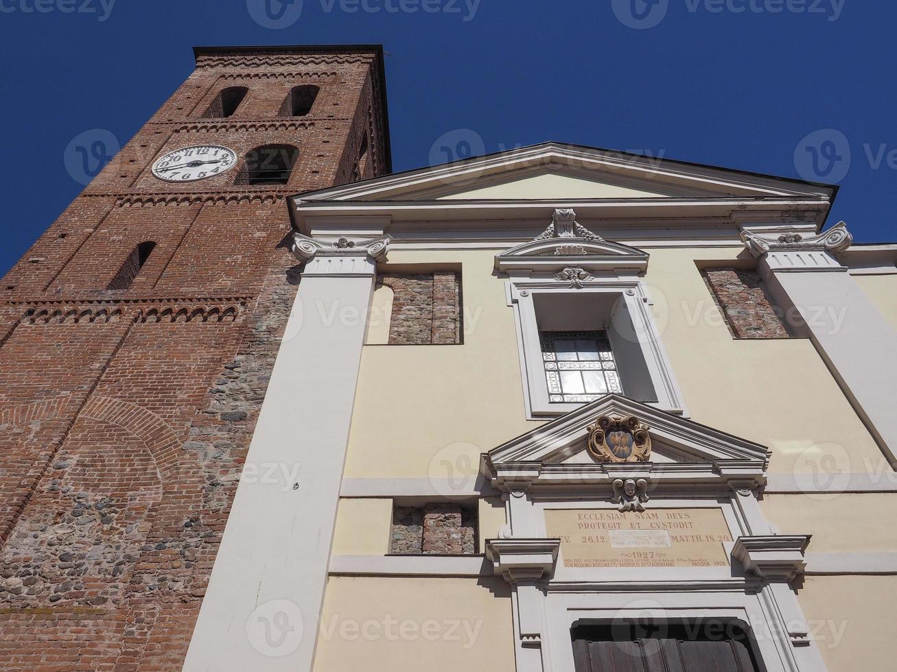 igreja santa maria em san mauro foto