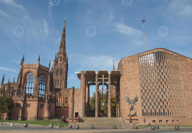 catedral de são michael, coventry foto