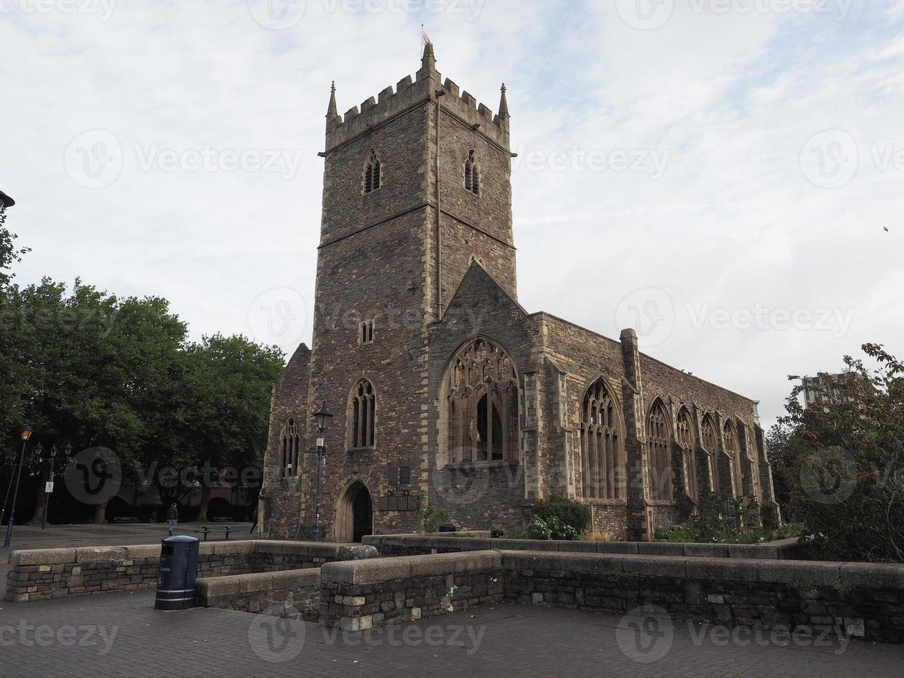 São Pedro arruinou a Igreja em Bristol foto