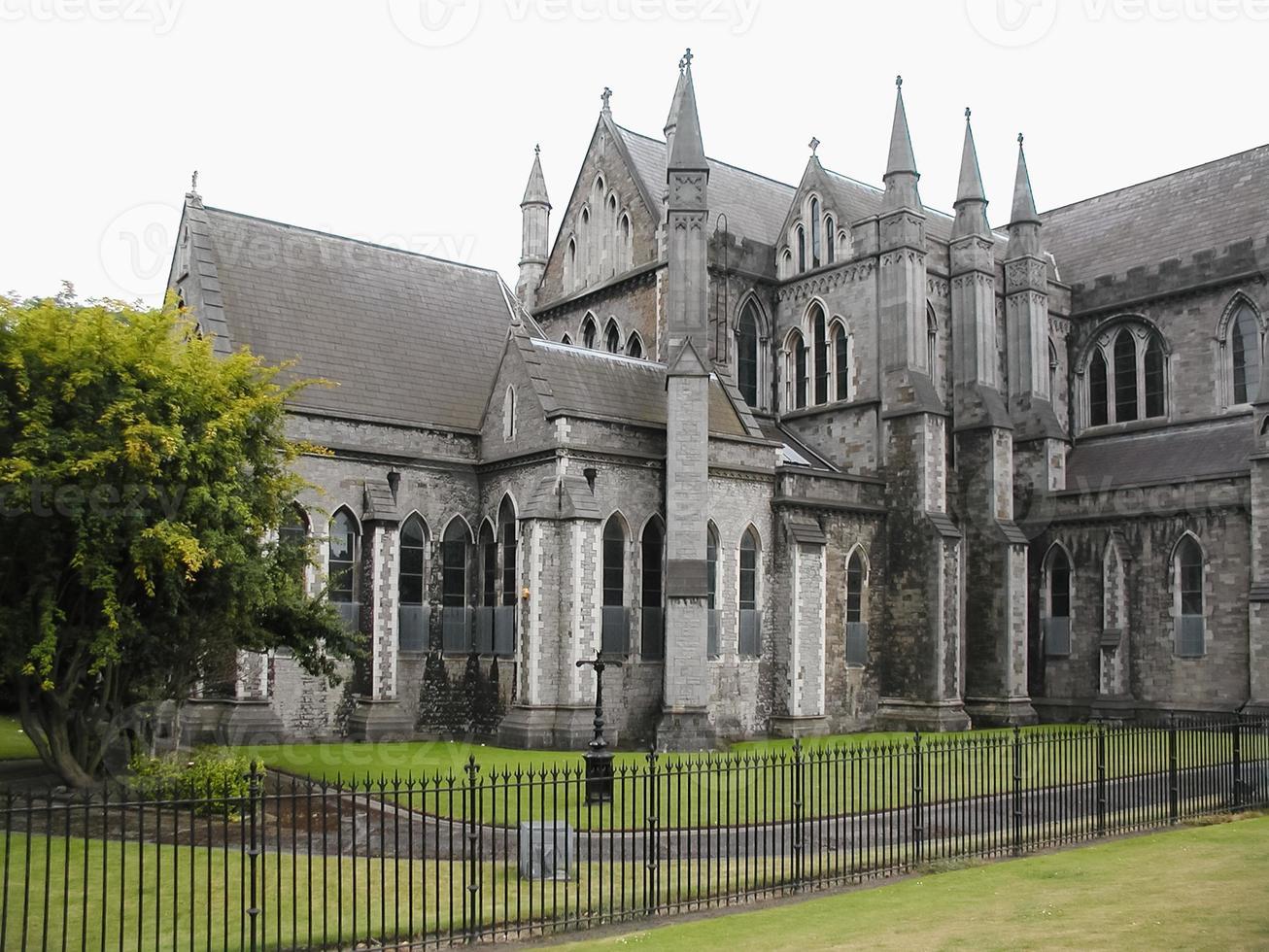 igreja de são patrício em dublin foto