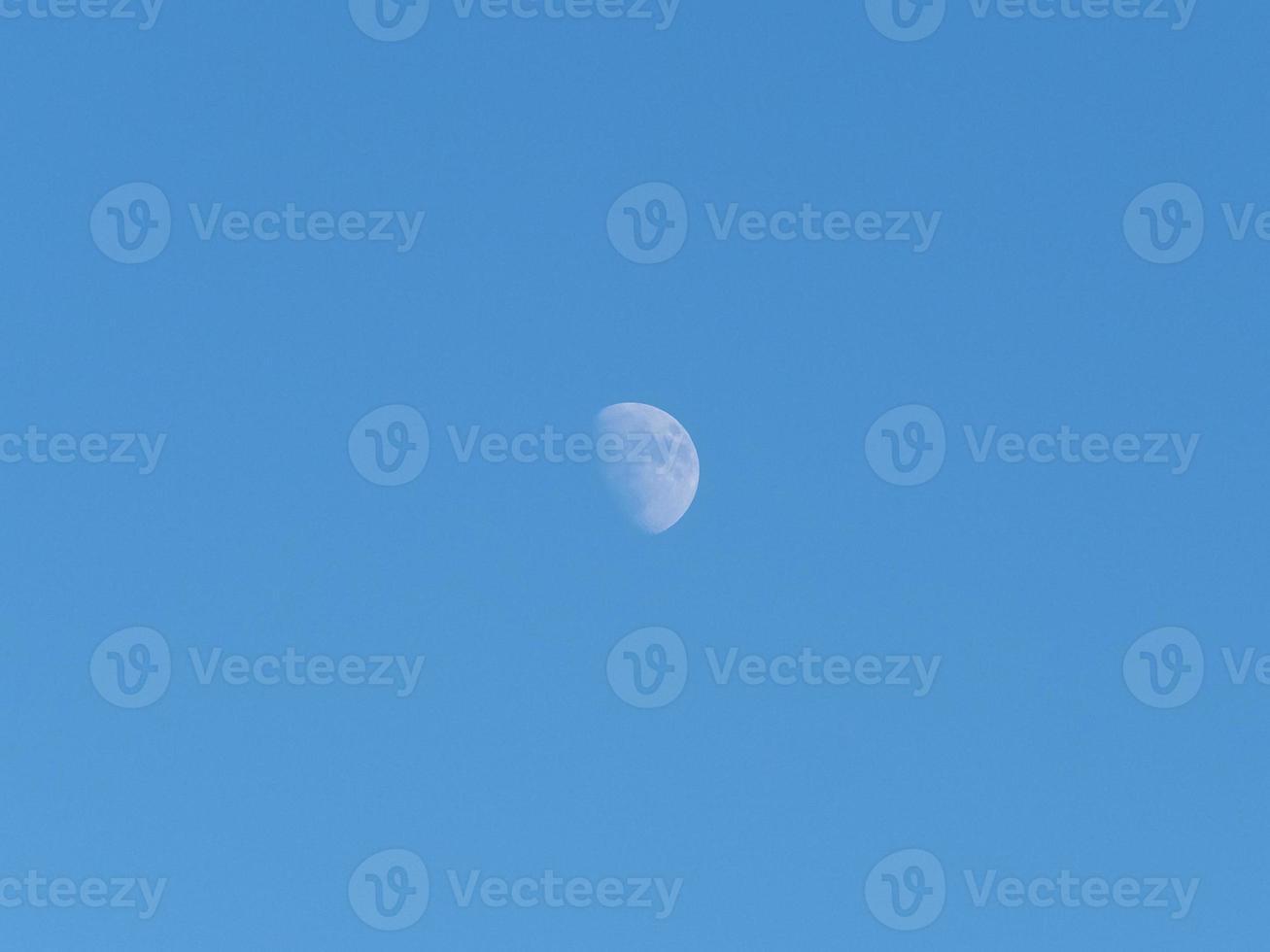 lua crescente foto