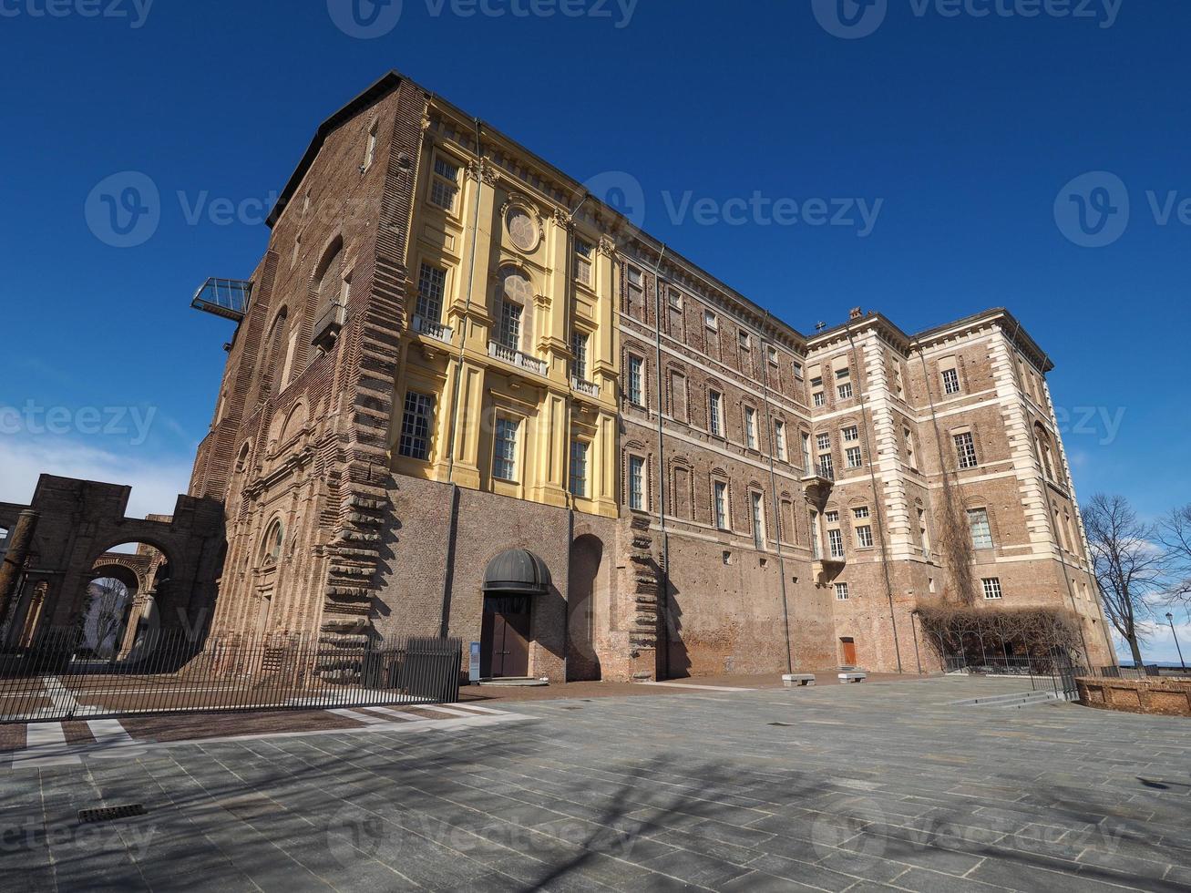 castelo de rivoli em rivoli foto