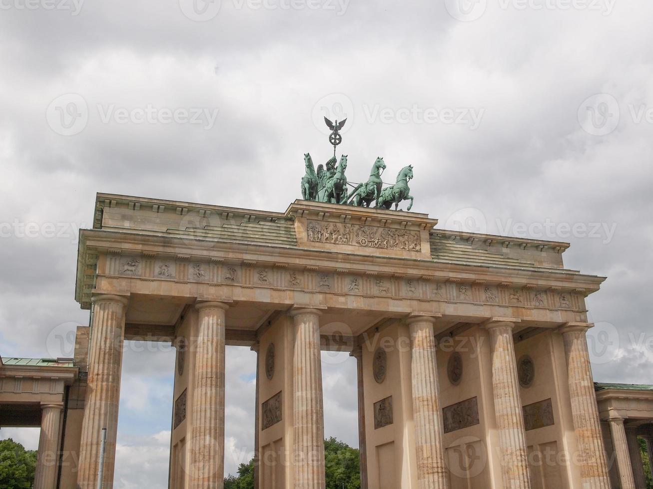 Brandenburger Tor Berlim foto