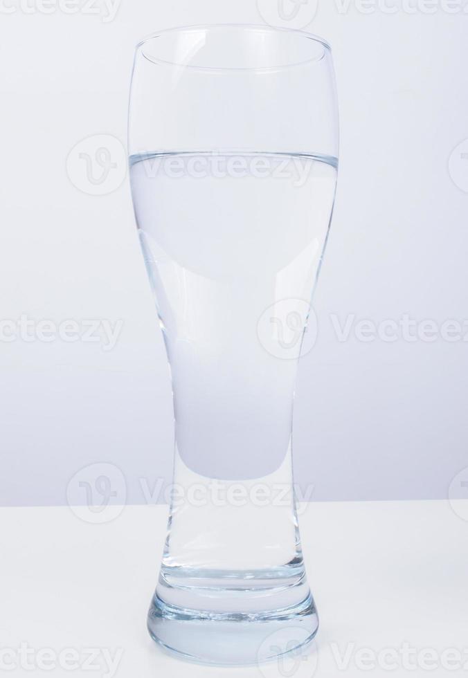 copo de água foto