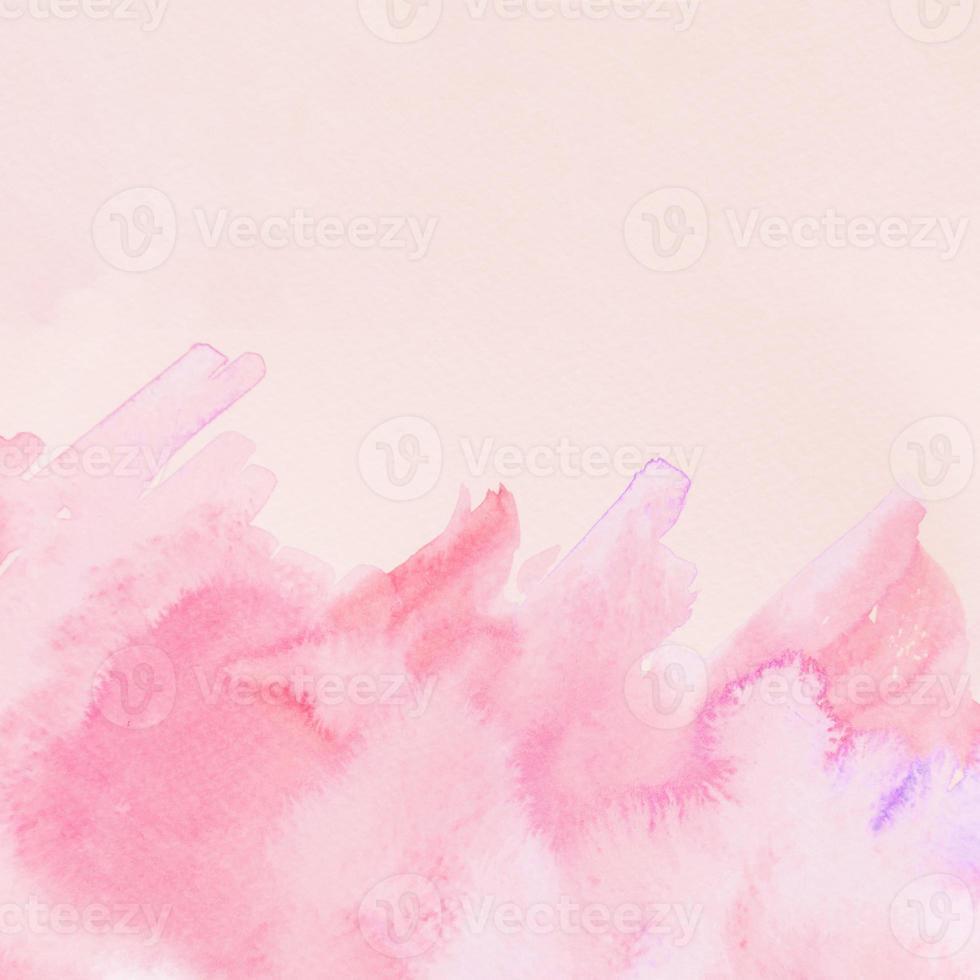 textura aquarela rosa foto