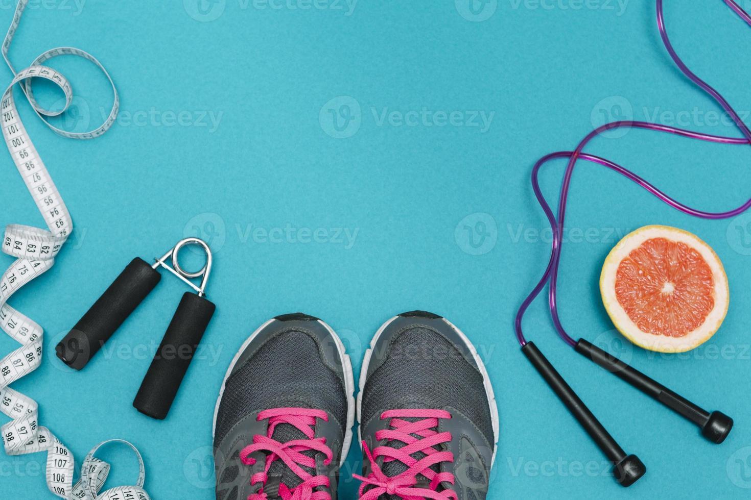 kit esporte para treinamento foto