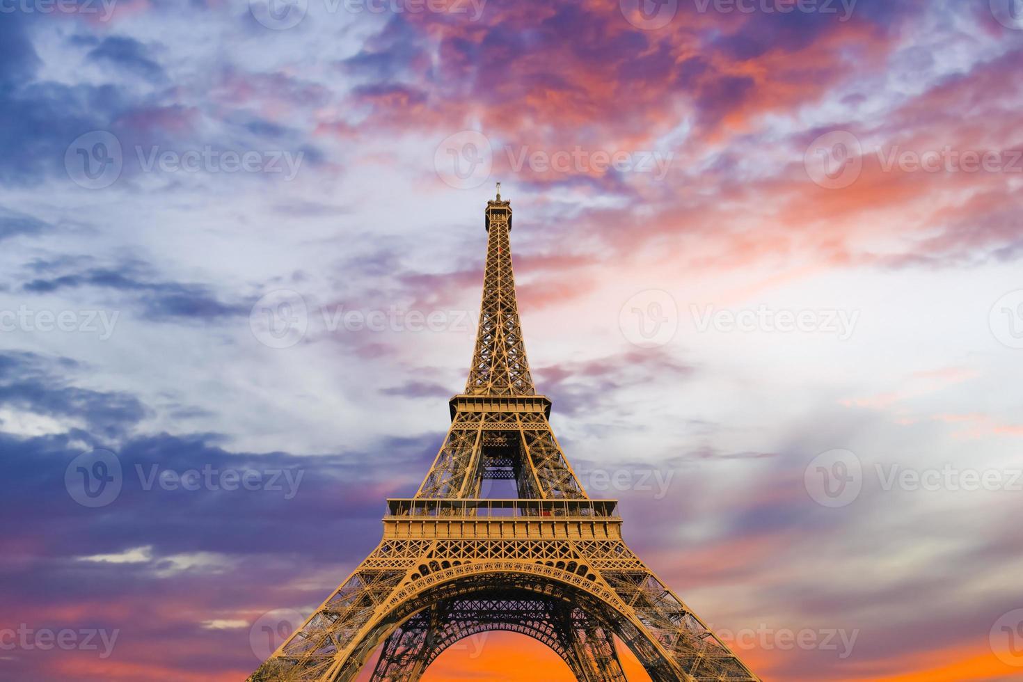Torre Eiffel foto