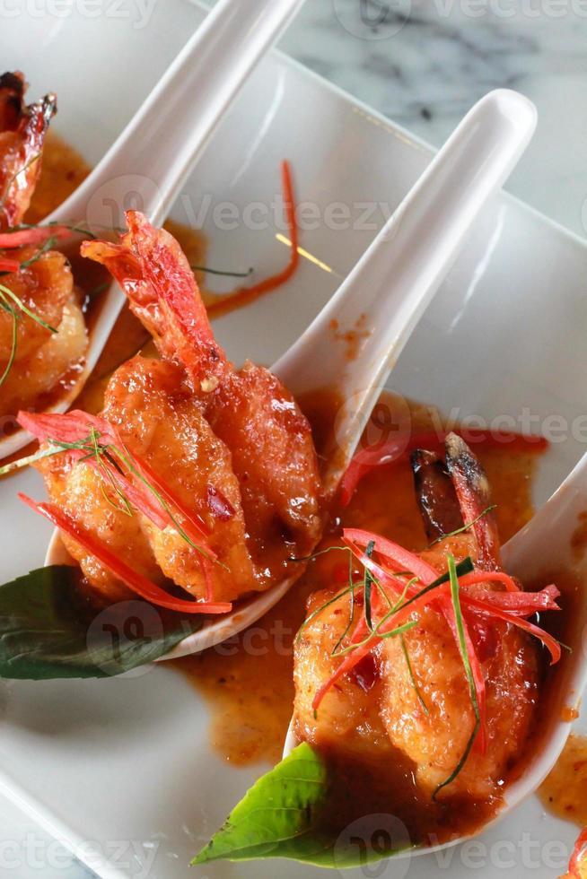 alimentos tailandeses foto