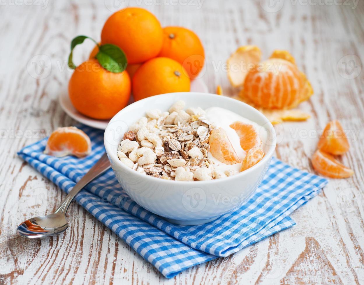 café da manhã saudável foto