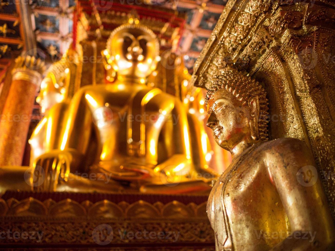 Buda tailandês foto
