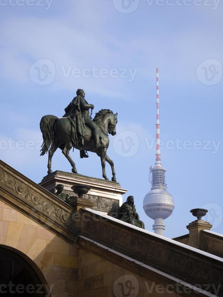 Berlim velho e novo foto