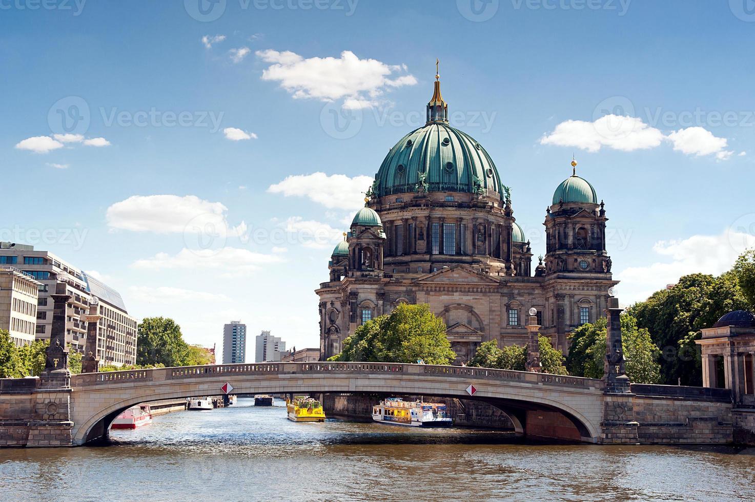 catedral de berlim (berliner dom) foto