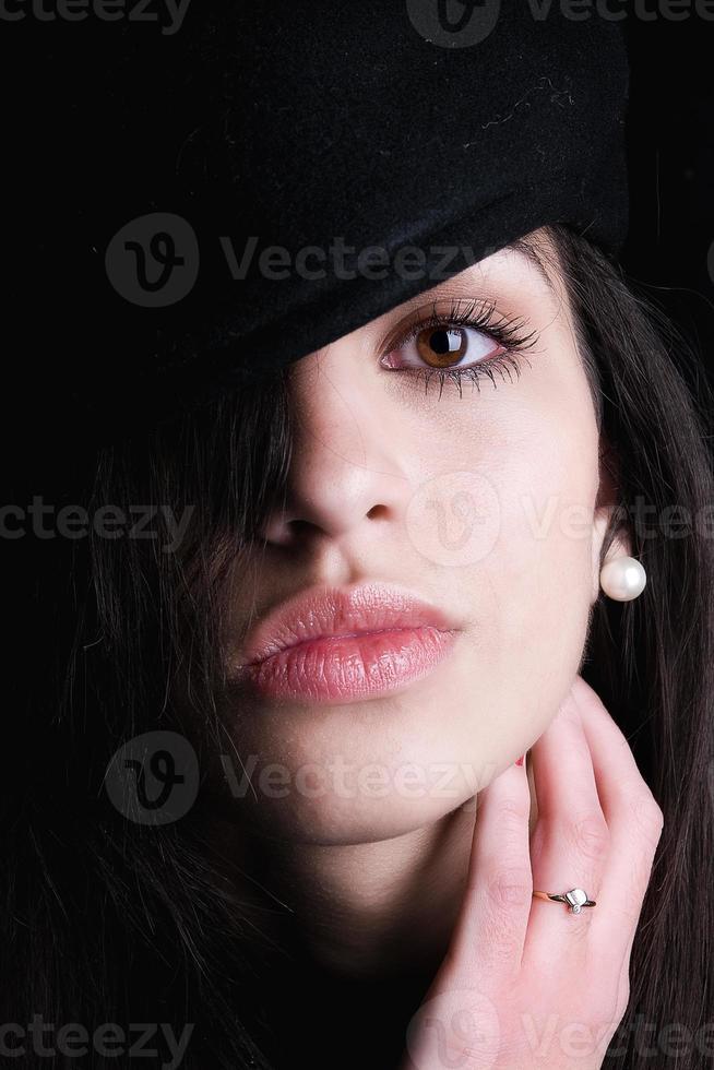 lábios foto
