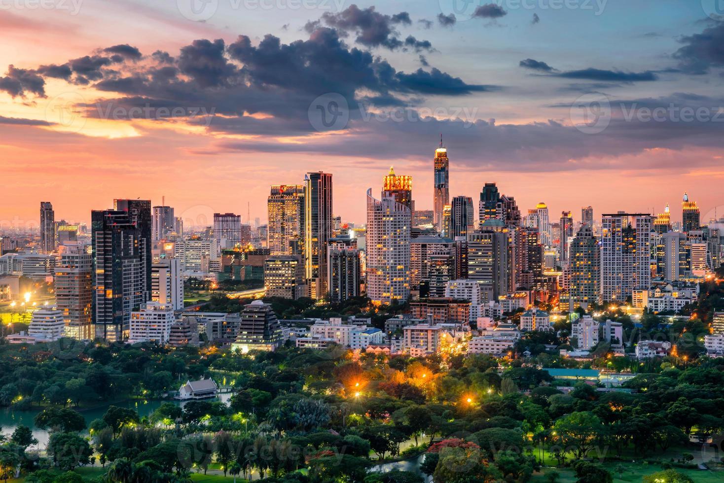 bangkok silom paraíso bangkok foto