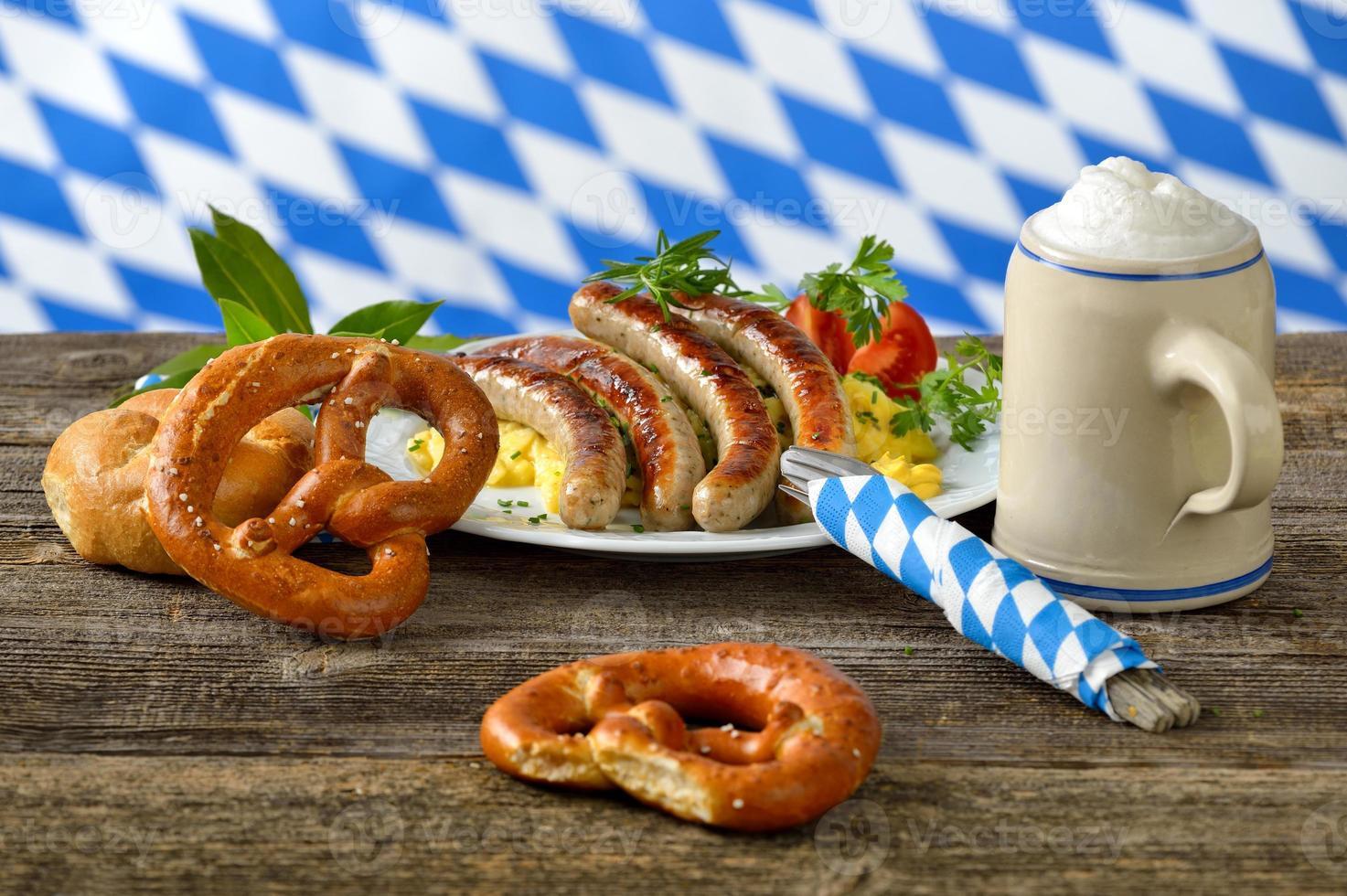 almoço bávaro foto