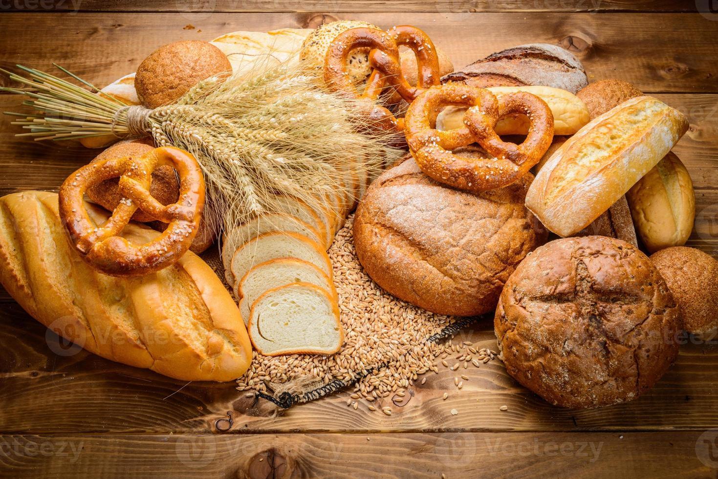 o pão foto