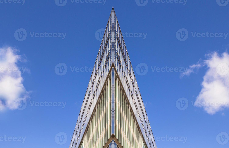 edifício em hamburgo foto