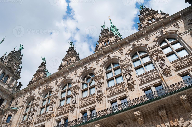 prefeitura de hamburgo - alemanha, hamburgo foto