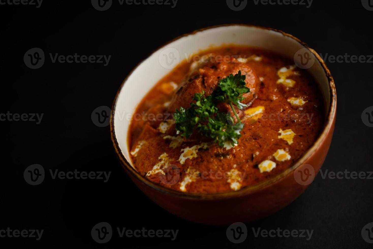comida indiana foto