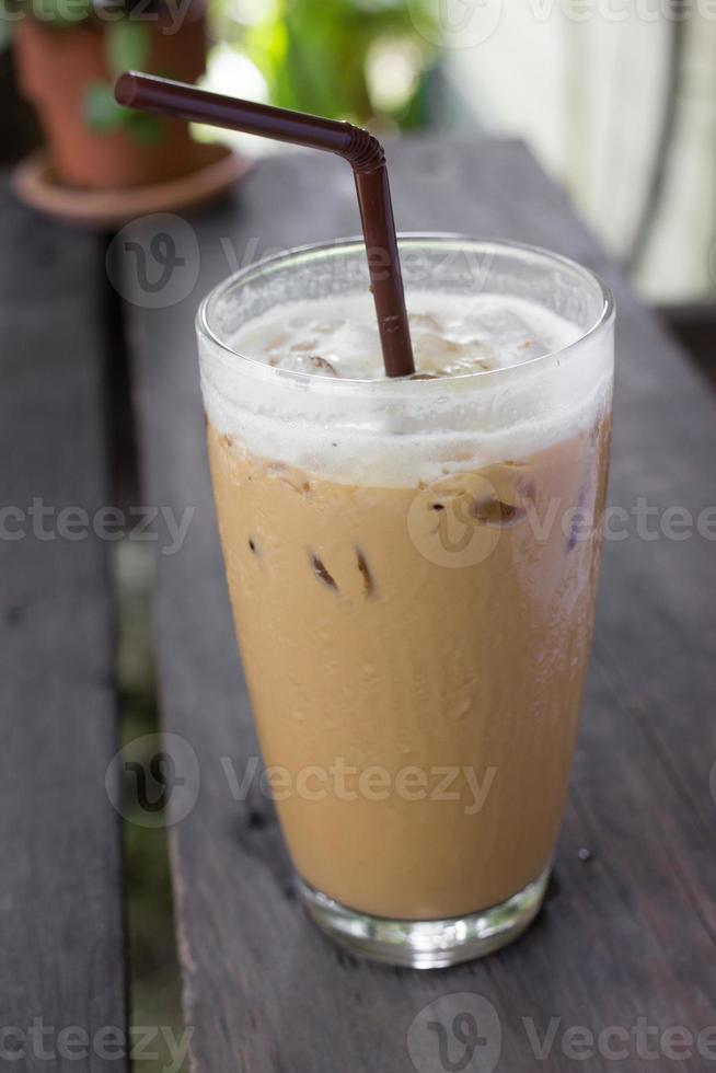 café gelado. foto