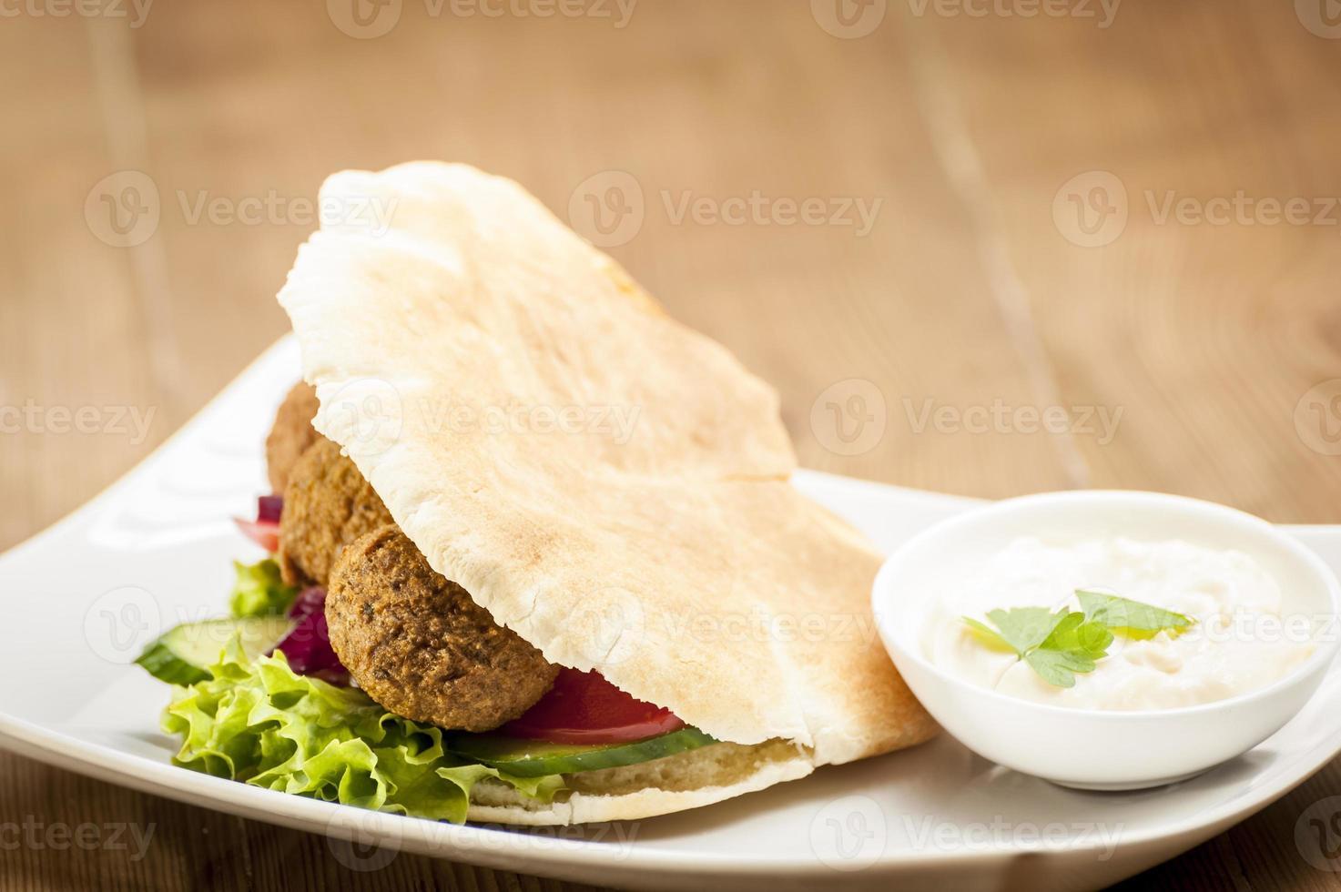falafel foto