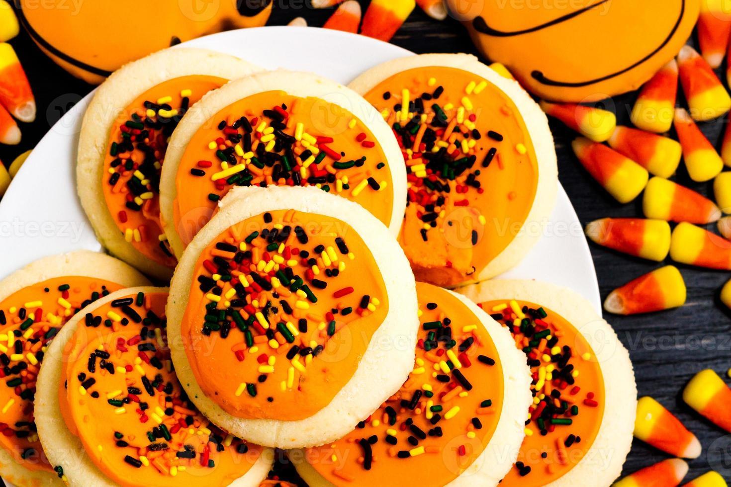 biscoitos de açúcar foto
