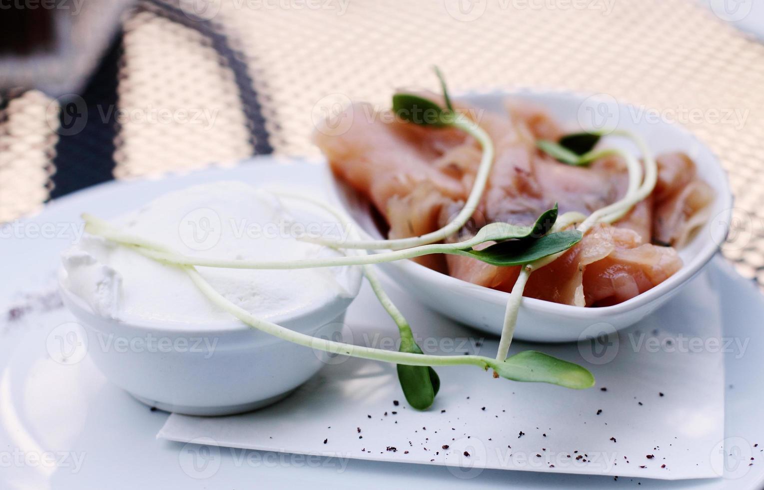 salmão foto
