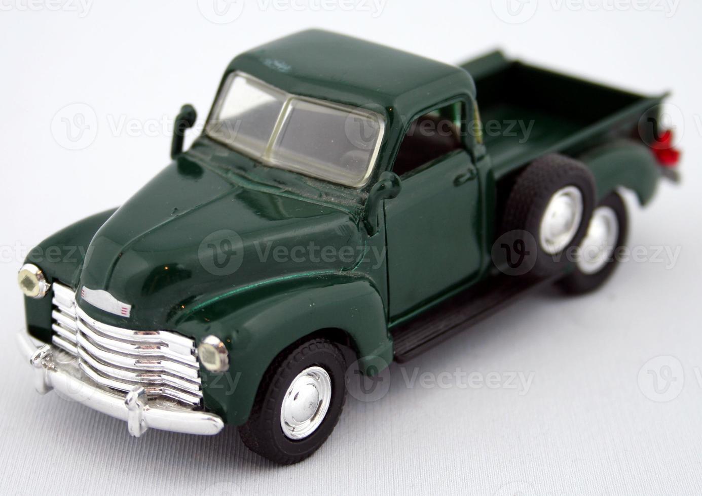 caminhão de brinquedo foto