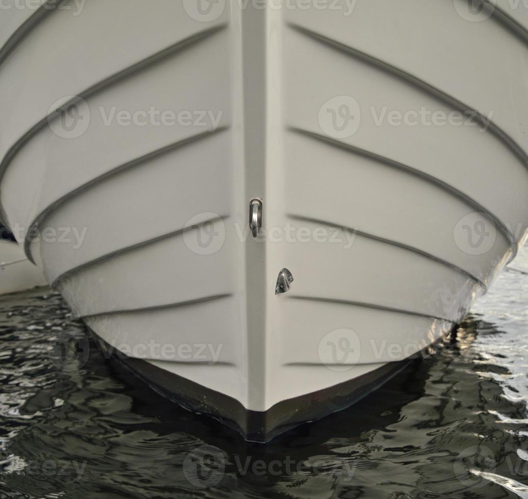 proa para barco foto